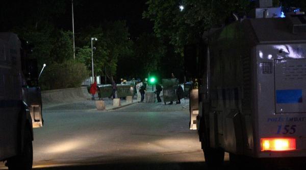 Odtü'de Okmeydanı Protestosuna Polis Müdahalesi