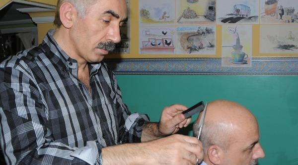 Ödüllü Karikatürist Berber