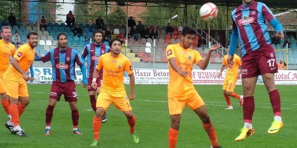 Ofspor – Alanyaspor: 1–0