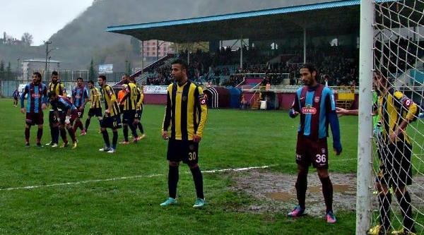 Ofspor-Ankaragücü: 1-1