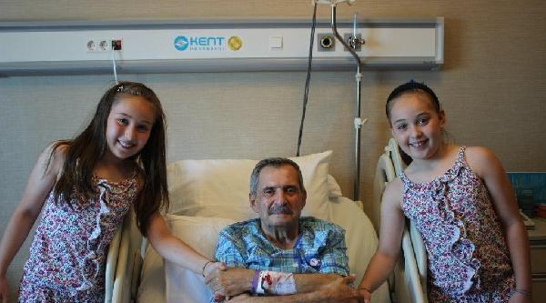 Oğlunun Karaciğeri 'babalar Günü' Hediyesi Oldu