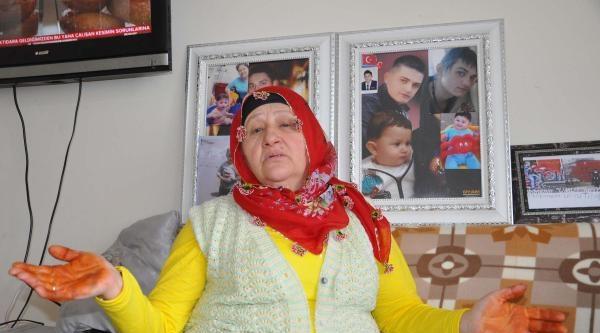 Oğlunun Şehit Olduğu Yere Giden Anne: Barış İstiyorum
