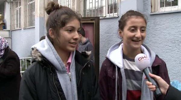 Öğrencilerin 'ortak Sinav' Heyecani