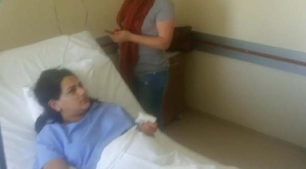Oğuz Kaan Salıcı, Patlamada Yaralanan Hamile Kadını Ziyaret Etti