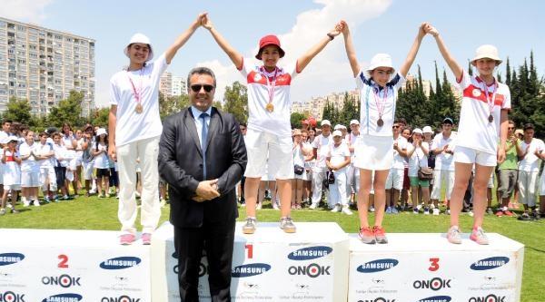 Okçuluk Okullar Türkiye Şampiyonasi Sona Erdi