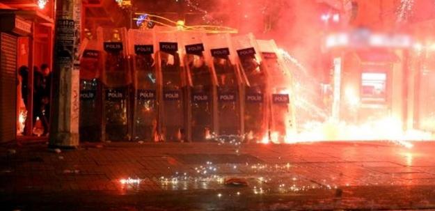 Okmeydanı ve Ankara yine karıştı!
