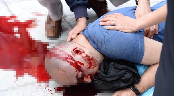Okmeydanı'nda Çatişma: Henüz Kimliği Belirnemeyen 1 Kişi Vuruldu (1)