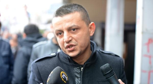 Okmeydanı'nda Öldürülen Gencin Cenazesi Mahallesine Getirildi