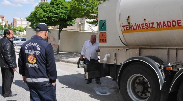 Oksijen Dolu Tanker, Paniğe Neden Oldu