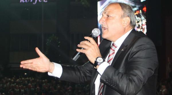 Oktay Vural, Alaşehir'de Başbakana Yüklendi: