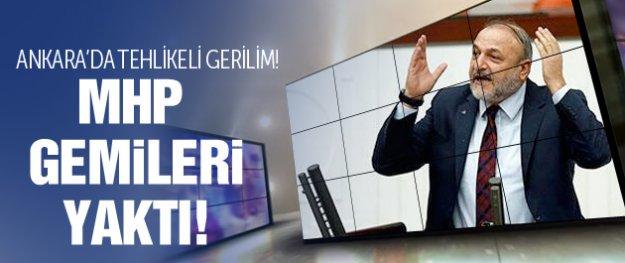 Oktay Vural'dan Necdet Özel'e şok sözler!
