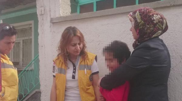 Okul Dönüşü Annesinin İpte Cesedini Buldu