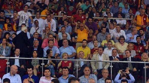 Olaylı Derbide Galatasaray Lıv Hospıtal, Seriyi 2-2'ye Getirdi
