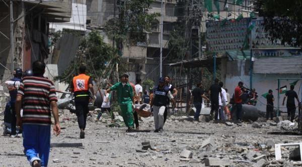 Ölen Filistinli Sayısı 580 Oldu, 130'u İse Çocuk