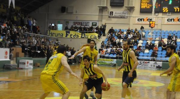 Olin Edirne - Fenerbahçe Ülker :82-111