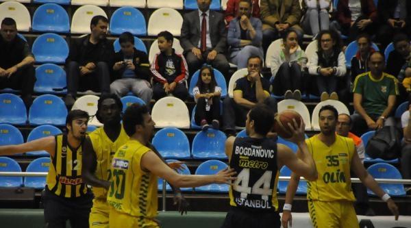 Olin Edirne - Fenerbahçe Ülker Maçı Fotoğrafları