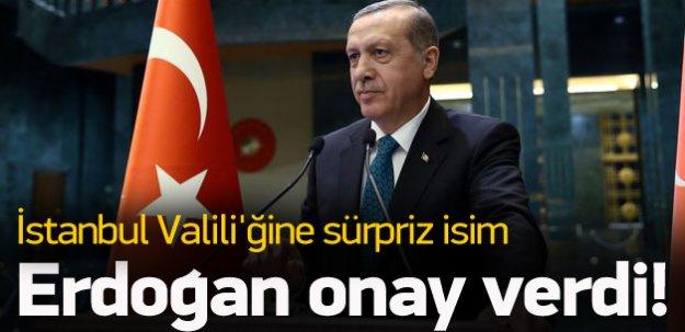 Onayladı! İstanbul Valiliği'ne sürpriz isim