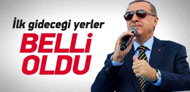 Önce Kıbrıs'a sonra da Azerbaycan'a gidecek