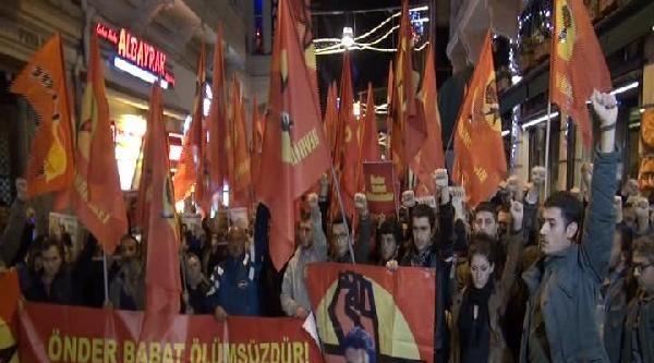 Önder Babat Ölümünün 10. Yıldönümünde Taksim'de Anıldı