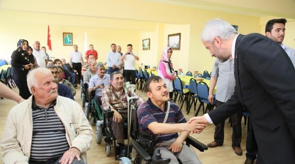 Ordu Belediye Başkanı, Tebrik Çiçekleri Geliriyle 12 Akülü Engelli Aracı Aldı