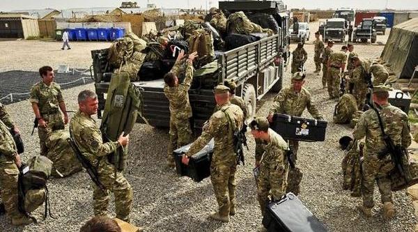 Ordu, Suçlu Bulunan Ingiliz Askerin Ailesini Islami Saldirilara Karşi Koruma Altina Aldi (2)