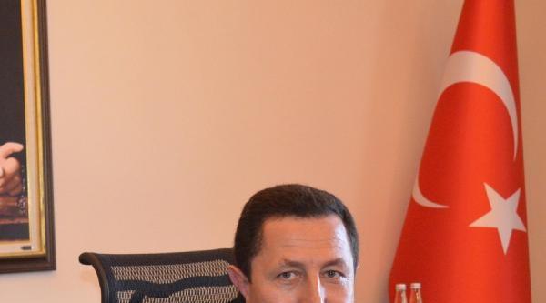 Ordu Valisi Balkanlıoğlu Görevine Başladı