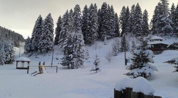 Ordu'da 30 Köy Yolu Kardan Kapali