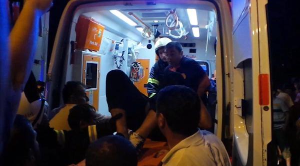 Ordu'da Kaza: 1 Ölü, 3 Yaralı