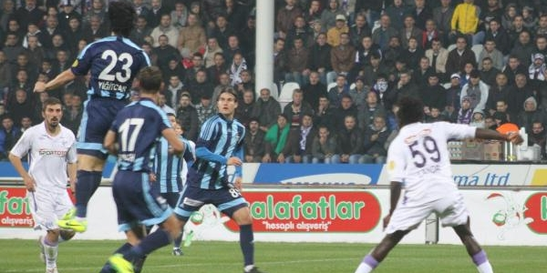 Orduspor - Adana Demirspor Fotoğraflari