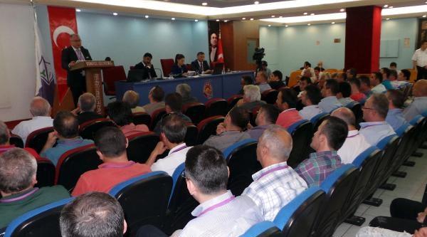 Orduspor'da Nedim Türkmen Yeniden Başkan Seçildi