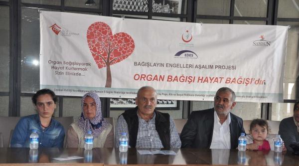 Organ Bağışlayana, Nakil Olana Ve Bekleyene Plaket Verildi