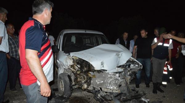 Orhangazi'de Alkollü Sürücü Kazası: 7 Yaralı