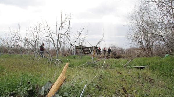 Orhangazi'de Kaza: 3 Yaralı