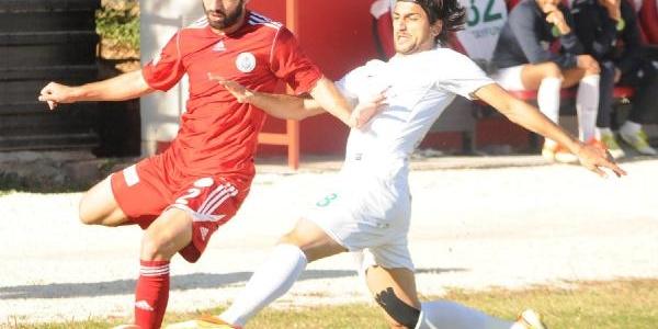 Orhangazispor-Darica Gençlerbirliği: 1-2