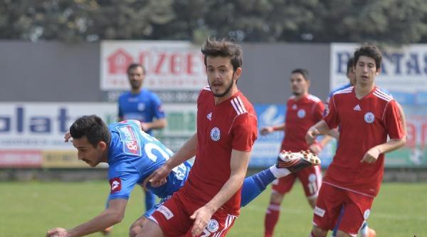 Orhangazispor-erzurum Büyükşehir: 1-1