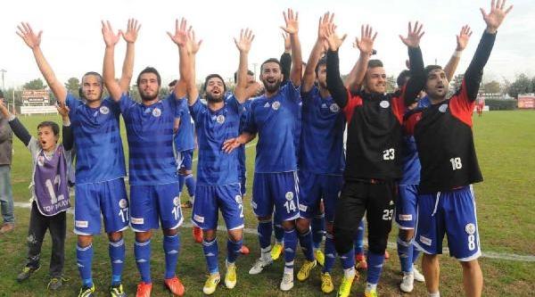 Orhangazispor - Sancaktepe Belediyespor: 2-1