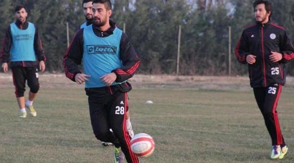 Orhangazispor'Da Server Gitti Alican Geldi