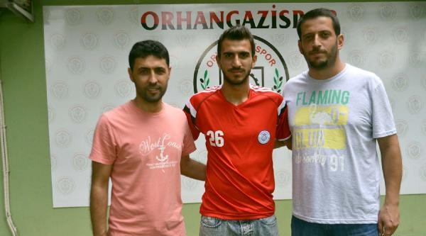 Orhangazispor'da Transfere Devam