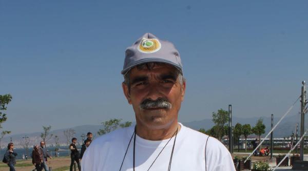 'orman Baba', İstanbul İçin Yürüyecek