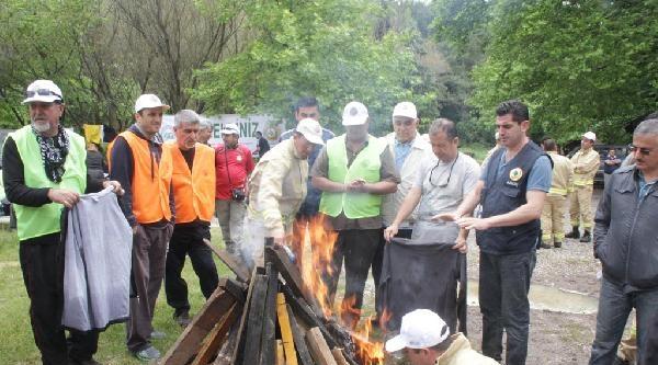 Orman Genel Müdürlüğü'nün 175'inci Yılı İçin Yürüdüler