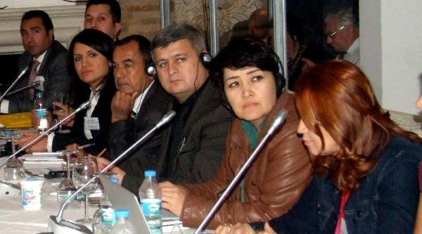 Orta Asya'Da Balikçilik Için Bodrum'Da Çaliştay