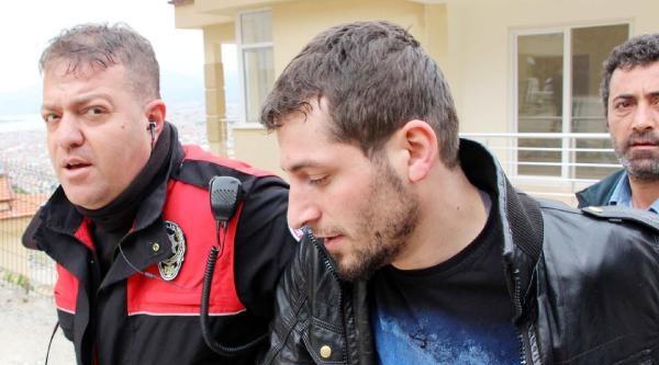 Ortağını Öldüren, Sevgilisi Ve Oğlunu Rehin Alan Şüpheli Tutuklandı
