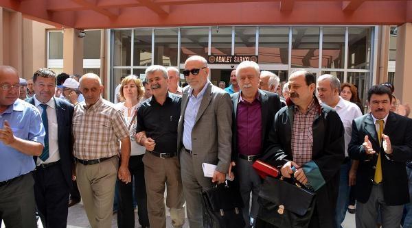 Osman Özgüven'In Başkanliğa Dönüş Yolu Açildi