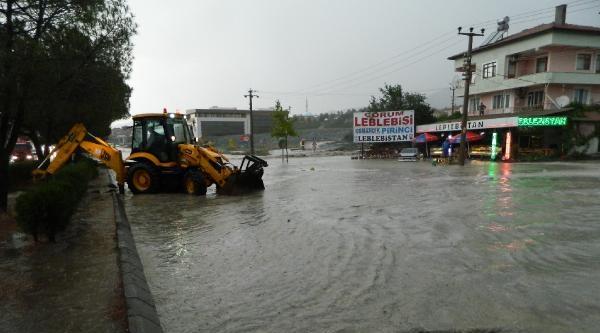 Osmancık'ta Sel