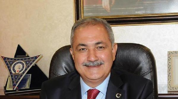 Osmaniye'de Mhp'li Kadir Kara Yeniden Başkan Seçildi