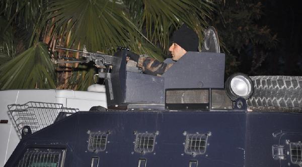 Osmaniye'de Torbacilara Şafak Baskini: 6 Gözalti