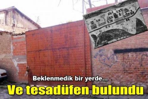 Osmanlı'nın ilk sarayı bulundu mu?