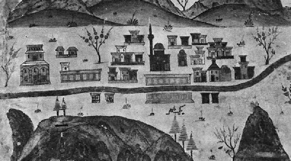 Osmanlı'nın İlk Sarayı Gün Işiğina Çikmayi Bekliyor
