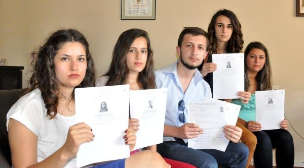 Ösym'deki Hatalı Tür Kodu 39 Öğrenciyi Açıkta Bıraktı