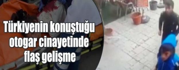 Otogar cinayetinde 3 kardeş ve 3 amca oğlu parmağı